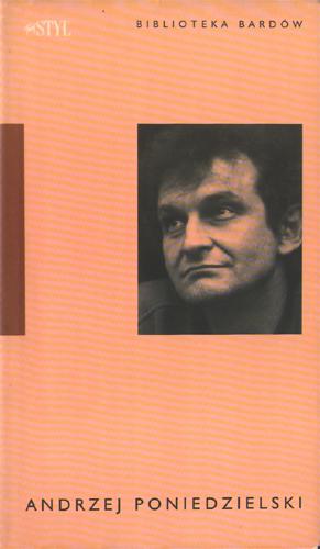 Andrzej Poniedzielski. 1984, Ciblioteka Bardów, Twó Dtyl